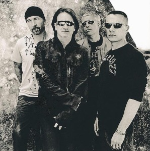 INTERSCOPE RECORDS U2